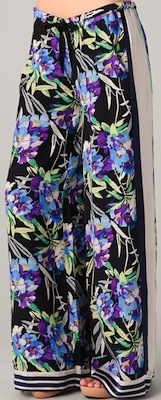 Elizabeth and James Floral Luxe Pajama Pants