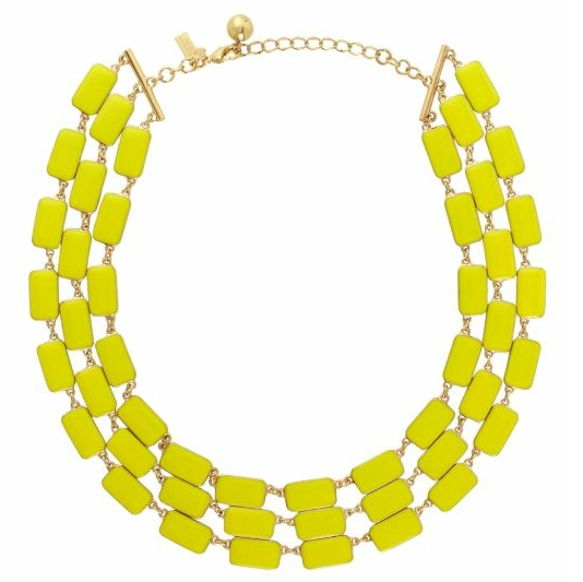 Kate Spade Park Guell Necklace