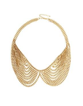 ASOS Multi-Chain Collar