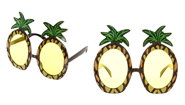 ASOS Pineapple Sunglasses