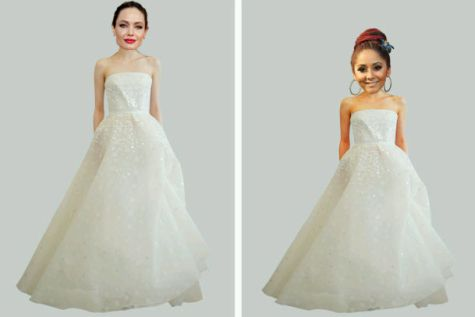 "PHOTOS: Snooki vs. Angelina Jolie In A ""Who Wore It Better?"" Gown Off"