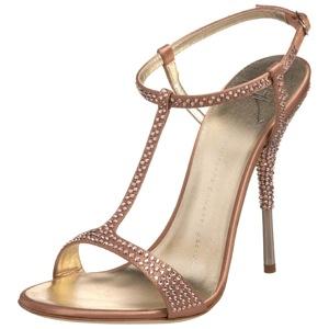 Giuseppe Zanotti Women's E10258 Crystal Sandal