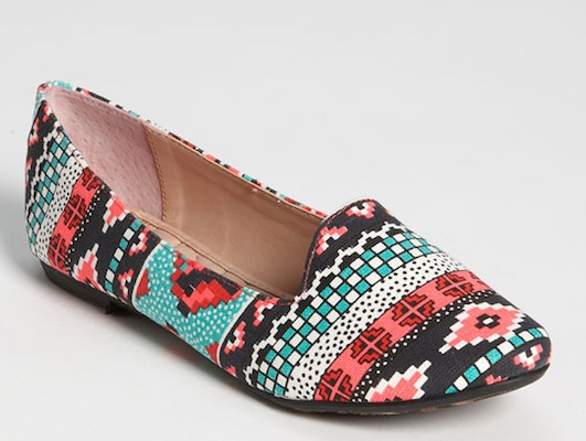 Betsey Johnson 'Brritney' Flat