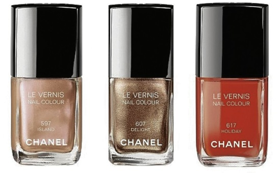 Chanel Summer Polish | Summer Polish Trends | Chanel Limited Edition ...