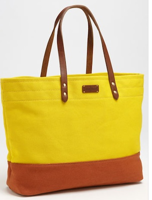 Cole Haan 'Jitney' Canvas Tote