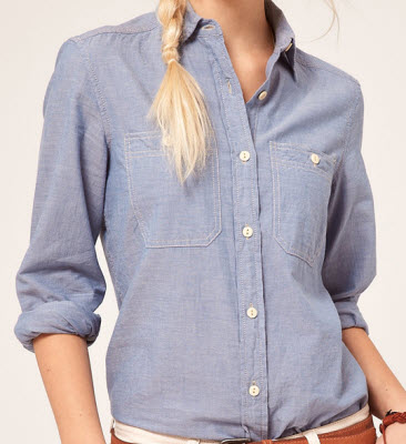 Denim and Supply by Ralph Lauren Chambray Shirt