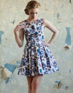 Freesia Dress