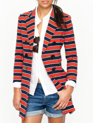Gondola Stripe Jacket