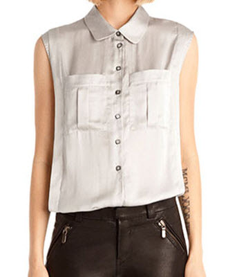 J Brand sleeveless top