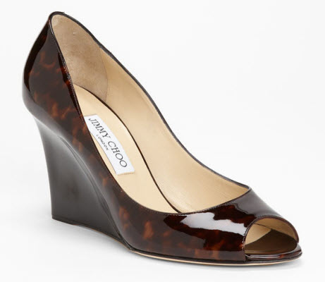 Jimmy Choo 'Baxen' Wedge Pump