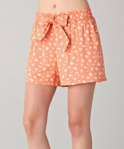 20. Printed shorts