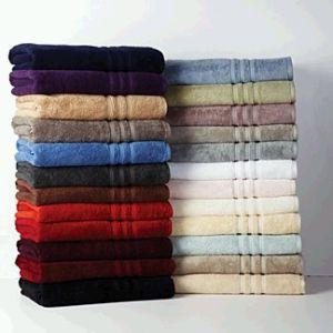 9. Super-soft Ralph Lauren bath towels.