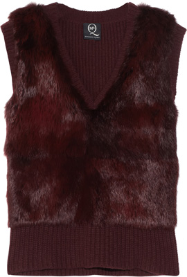McQ Alexander McQueen The Rabbit Vest