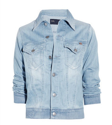 NOTIFY Coquelicot Stretch Denim Jacket