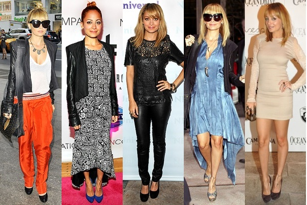 Shop Nicole Richie Outfits