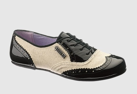 Anna Sui for Hush Puppies RNR Jazz Oxford