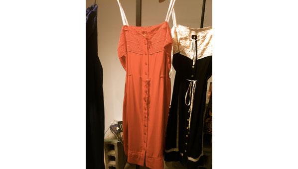 The Luiza Dress