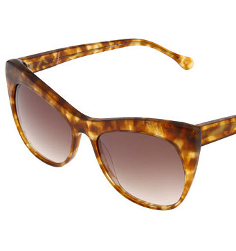5. Cat eye sunglasses