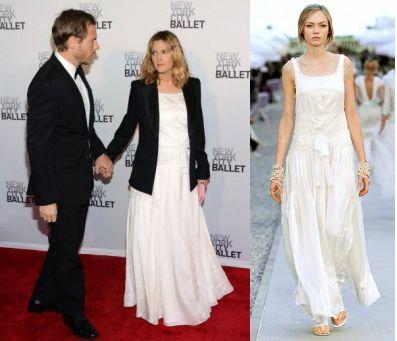 Drew Barrymore Wedding   Drew Barrymore Wedding Dress ...