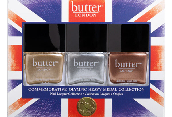 Butter London Olympics Trio | Olympics Heavy Metal Trio | Olympics Nail Polish