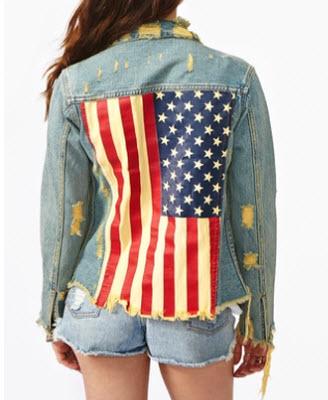 Americana Denim Jacket