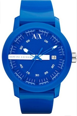 Blue Pop Watch