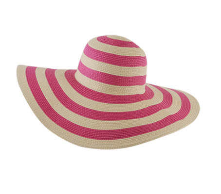 Bull's Eye Floppy Hat