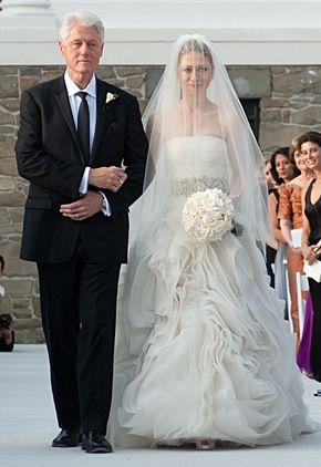 30 Celebrity Brides Who Wore Vera Wang To Their WeddingsPetra Ecclestone Wedding Dress Vera Wang