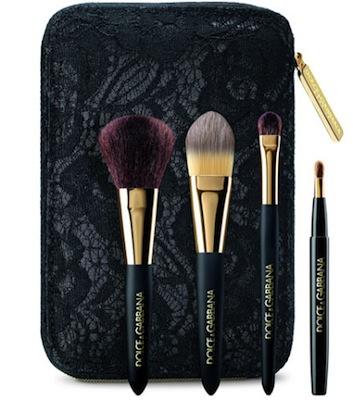 Dolce & Gabbana Lace Mini Brush Collection