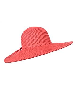 Flat Bow Floppy Hat