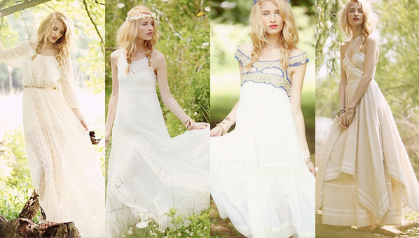 Free People Designed 4 Limited Edition Dresses For Summer Hope You Like White