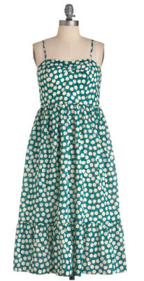 Fruit Foreshadowing Dress by Dear Creatures