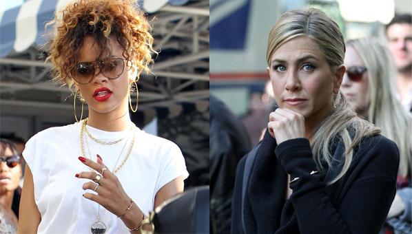 Rihanna Jennifer Aniston Jonathan Cheban for RichRocks