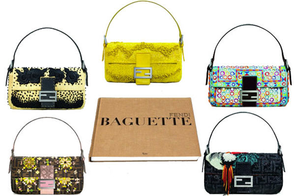 "7e03f071606a To celebrate 15 years of Fendi s ""Baguette"" bag"
