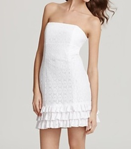 Lilly Pulitzer Lace Franco Dress