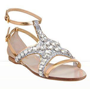 Miu Miu Starfish Sandal
