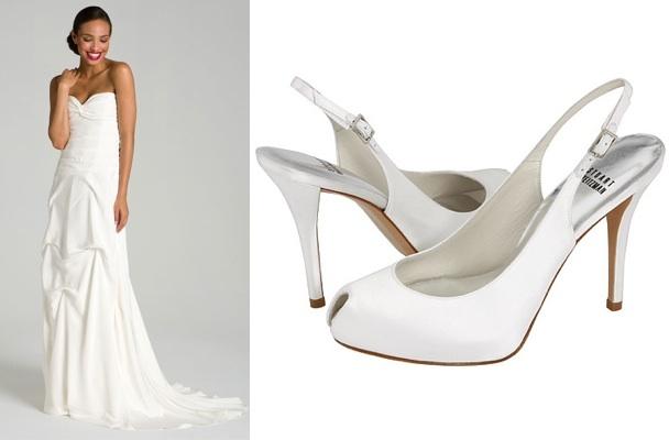 White Shoe Pairings
