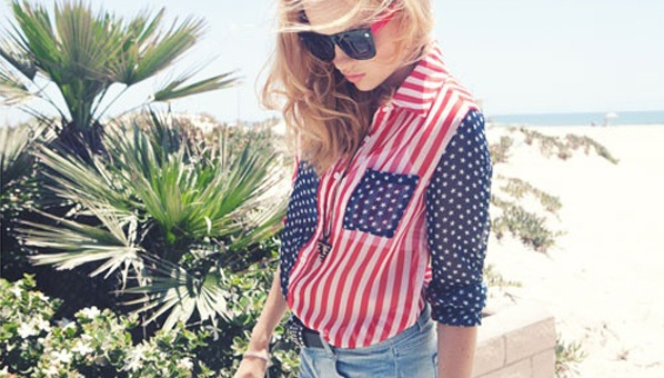 Fourth Of July Outfits | What To Wear For Fourth Of July | American