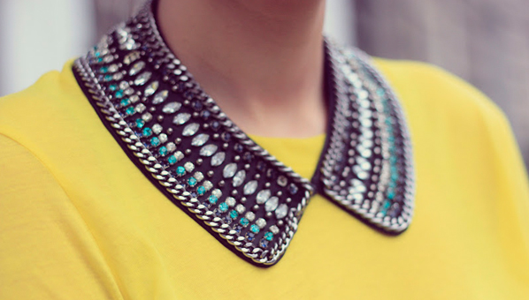 collar necklaces Trend Watch: Peter Pan Collar Necklaces
