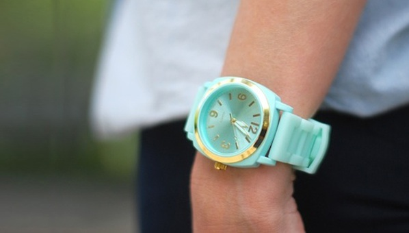 Colored Watch