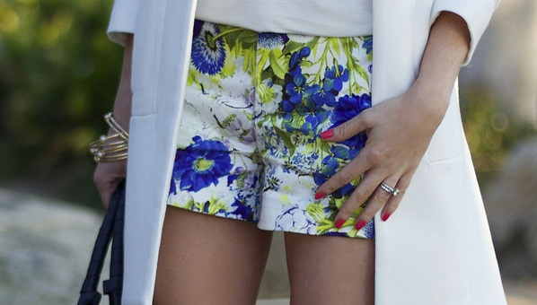 floral-shorts