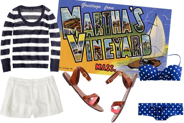What To Wear To Martha's Vineyard