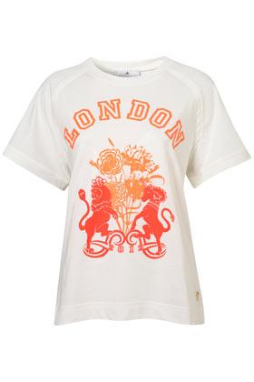 Stella McCartney for Adidas My 2012 London Tee
