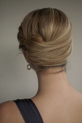 Tight French Twist