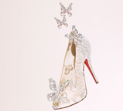 where can i buy christian louboutin cinderella shoes
