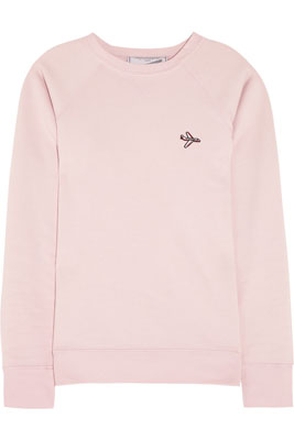 FAITH CONNEXION Annabelle Dexter-Jones cotton sweatshirt