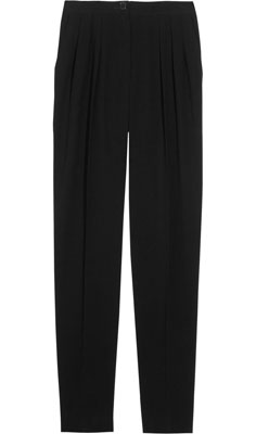 FAITH CONNEXION Annabelle Dexter-Jones pleated crepe pants