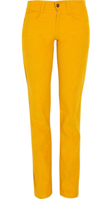 FAITH CONNEXION Annabelle Dexter-Jones straight-leg boyfriend-fit corduroy pants