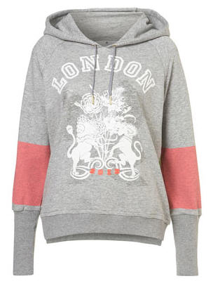 Stella McCartney for Adidas My 2012 Graphic hoodie