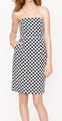Ella Dress in Pop Art Polka Dot